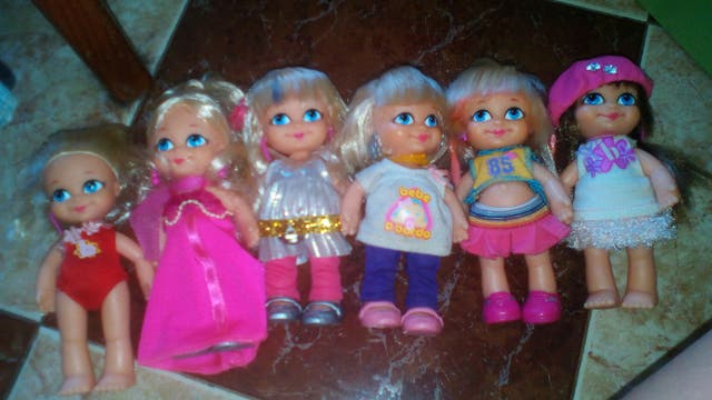 Muñeca Barriguitas.