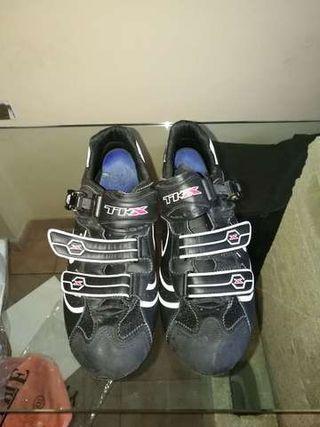 zapatillas ciclismo tkx