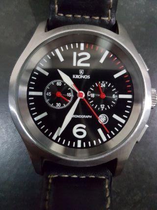 Reloj kronos klc 10 hombre precio