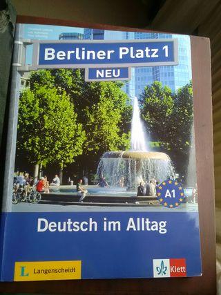Libro Berliner Platz 1 Neu