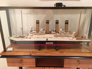 Maqueta naval