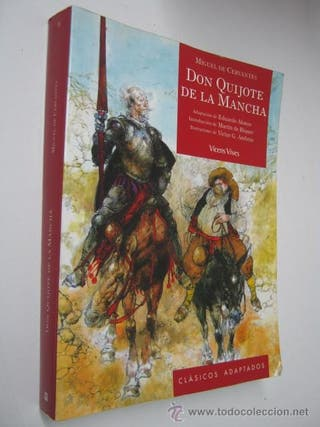 quijote vicens vives