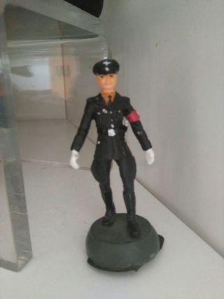Figura de plomo oficial de las SS
