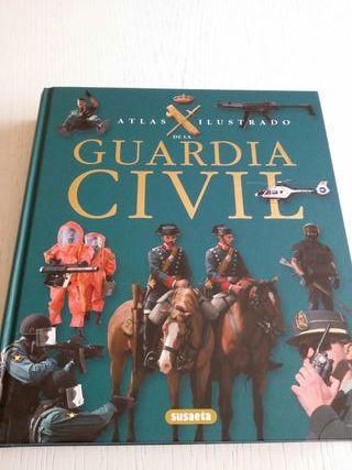 Lote libros sobre el rey y la guardia civil