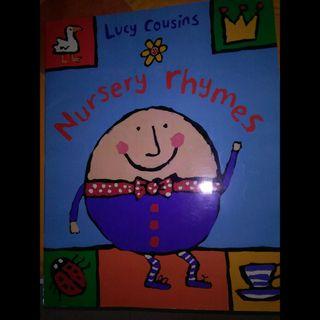 Big book, Nursery Rhymes