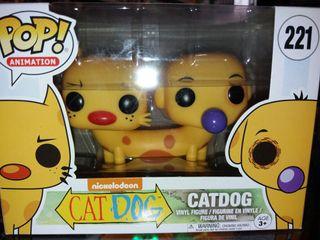 Funko Pop! CatDog ( GatoPerro ).