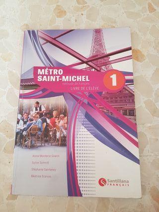 libro frances 1 bachillerato santillana