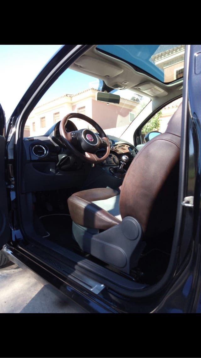 Fiat 500 diesel multijet