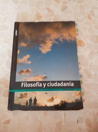 libro filosofia 1 bachillerato edebé