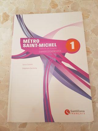 cuadernillo ejercicios frances santillana 1bach