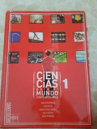 libro ciencias para el mundo contemporaneo sm