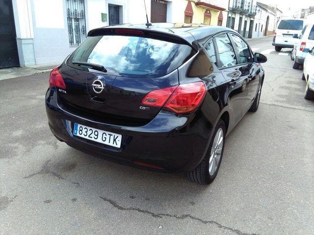 Opel Astra 2010 diesel Cdti 125 Sport