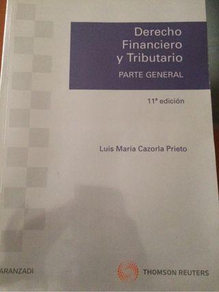 Derecho financiero y tributari