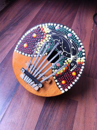 Kalimba Instrumento