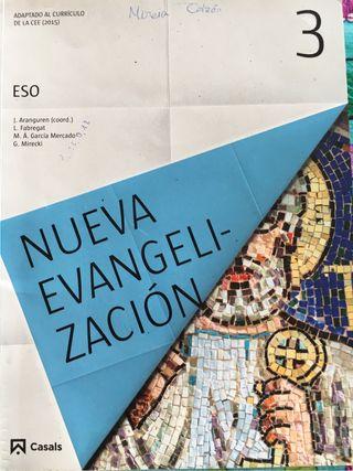 Libro religion 3eso
