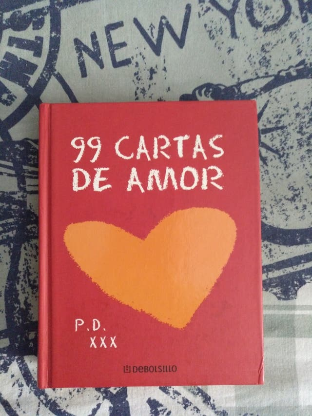 99 Cartas De Amor Segunda Mano Por 5 EUR En Madrid WALLAPOP