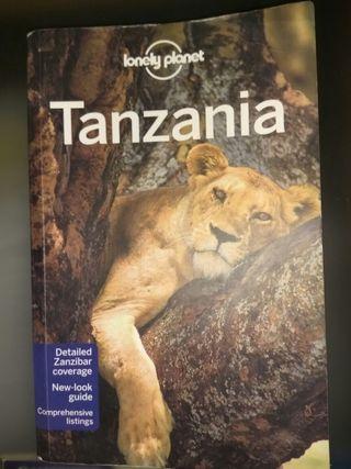 Guia Tanzania 4 Lonely Planet Inglés
