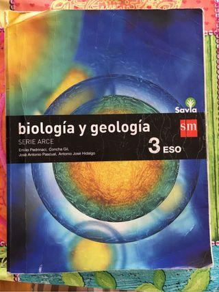 Libro biologia y geologia 3eso