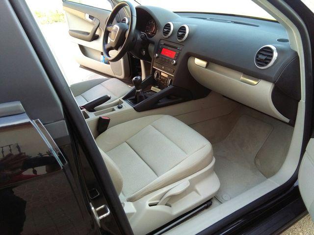 Audi A3 2008 105 cv Sporback