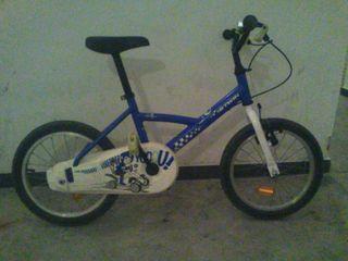 """Bicicleta niño 16 """" pulgadas"""