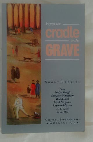 "libro ""from the cradle to the grave"""
