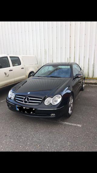 Mercedes-benz clk 270 avantgarde 2003