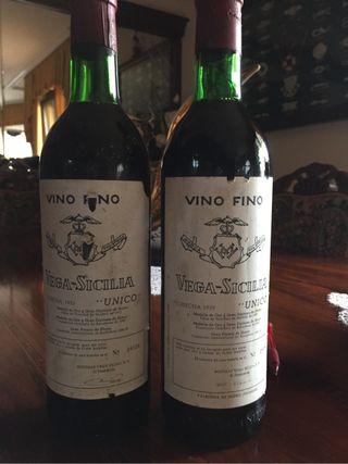 """Vino Vega Sicilia """"UNICO"""""""