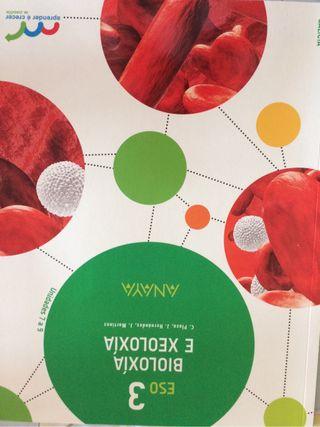 Libro bioloxia y xeoloxia