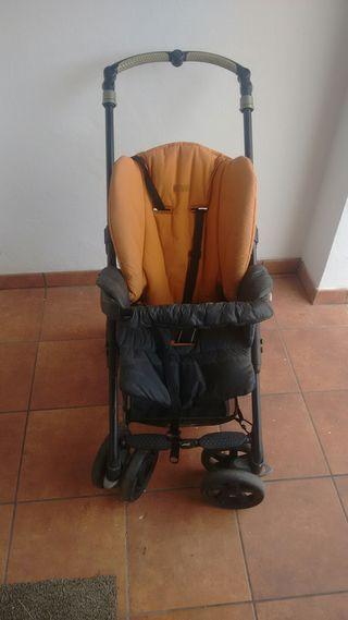 carrito bebe marca Jane (con maxicosi)