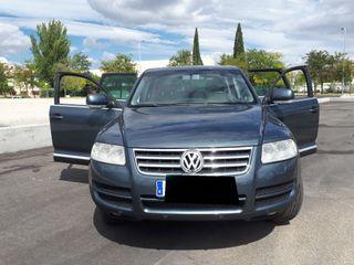 Volkswagen Touareg R5