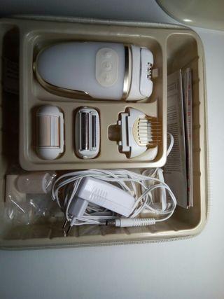 máquina depilatoria
