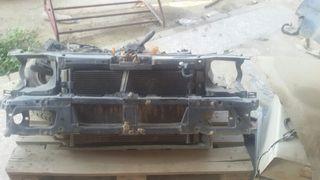 fontal con radiadores de agua i de aire acondicion