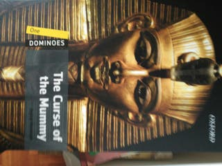 Libro lectura the Curse of the mummy