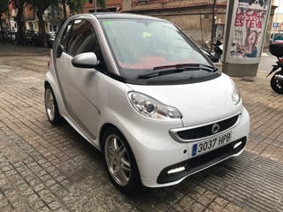 smart fortwo 2013