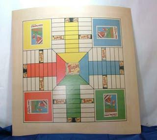 ANTIGUO PARCHIS AÑON 70.
