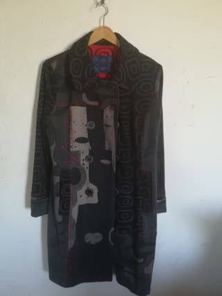chaqueta tres cuartos