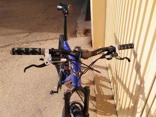"Bicicleta mtb doble Canyon 26"""