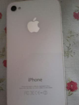 2 telefonos Iphone 4 para piezas