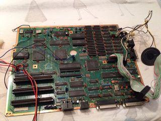 Placa base Amstrad pc 1512