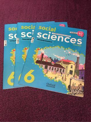 Social Sciences 6 Primaria