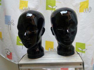 cabeza vidrio