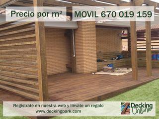 5.4. Pergolas de madera. Modelo Barcelona. Pino de segunda ... - photo#19