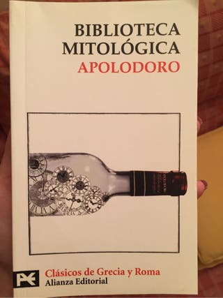 Biblioteca Mitológica