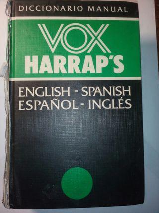 dicionario español - inglés