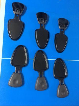 Cucharas metalicas cocina