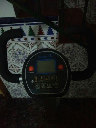 plataforma vibradora de piernas