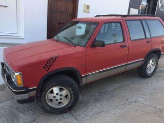 Chevrolet Blazer S10 V6 4x4 automatico