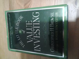 The little book of value investing Christopher H.B