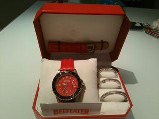 reloj Beefeater con caja