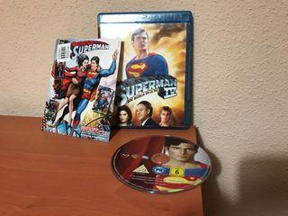 Superman IV en bluray